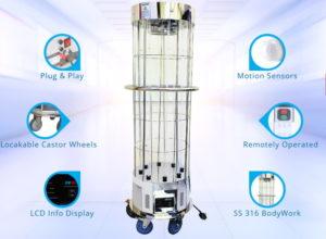 UVMED-1 Product - Lisamed Technologies