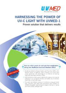 UVMED-1 - Product Literature-pg1